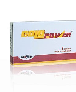 Gold Power potencianövelő férfiaknak