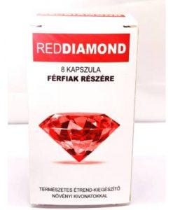 Red diamond alkalmi potencianövelő 8db