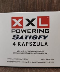 xxl powering satisfy