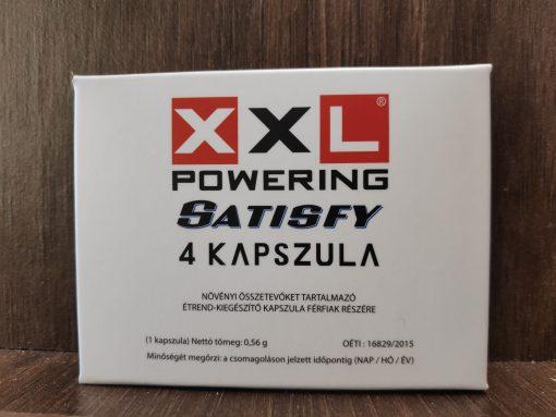 xxl powering satisfy