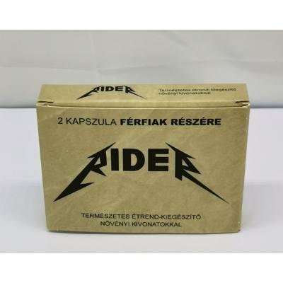 Rider alkalmi potencianövelő 4db-os