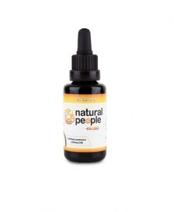 Natural People 4%-os CBD olaj 30 ml
