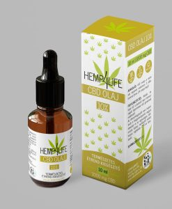Hemp4Life ⒸBD olaj 10 ml 10 %