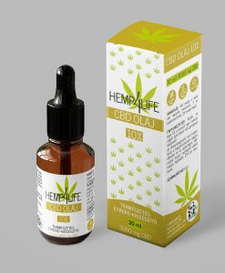 Hemp4Life ⒸBD olaj 30 ml 10 %