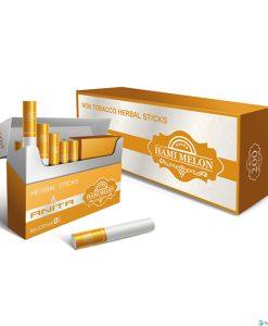 ANITA Sárgadinnye Ízű Nikotinmentes Hevítőrúd - 1 Doboz