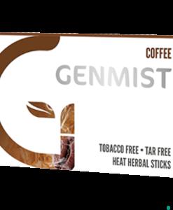 GENMIST Nikotinos hevítőrúd kávé - 1 DOBOZ