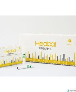 Heabal Ananász Ízű Nikotinmentes Hevítőrúd - 1 Doboz
