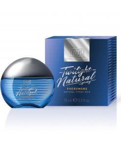 HOT Twilight Natural - feromon parfüm férfiaknak (15ml) - illatmentes